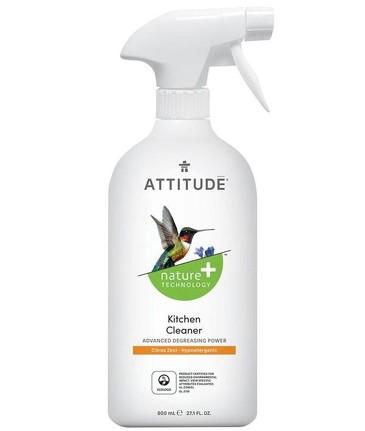 Очиститель для кухонных поверхностей (800 мл) Attitude