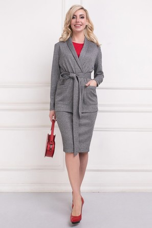 Комплект (юбка и кардиган) Eliseeva Olesya