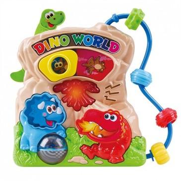 Развив. игрушка Мир динозавров PlayGo