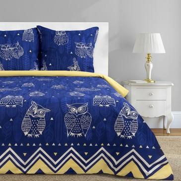 Комплект постельного белья Ушастые совы (вид 3), бязь Этель
