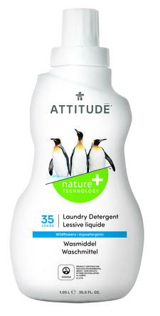 Жидкость для стирки Уайлдфлауерз (1,05 л) Attitude
