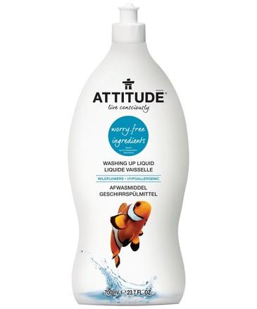 Средство для мытья посуды УайлдФлауэрз (700 мл) Attitude