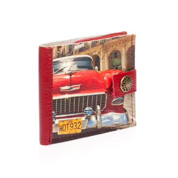 Портмоне-браслет Куба Eshemoda