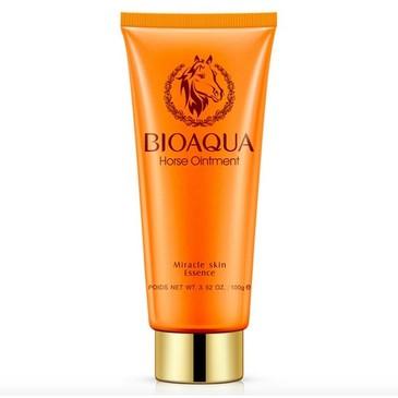 Пенка для умывания Horseoil BioAqua