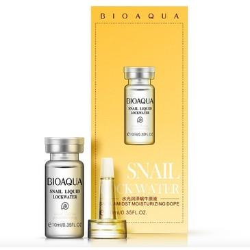 Сыворотка с гиалурон.кислотой и муцином улитки BioAqua