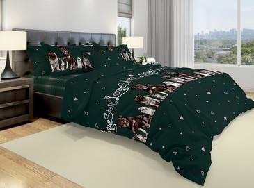 Комплект постельного белья Лав стори Ночь Нежна