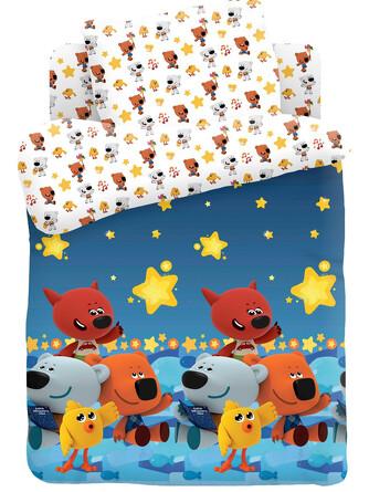 Комплект постельного белья Ми-ми-мишки
