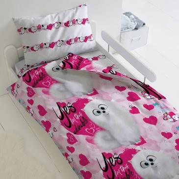 Комплект постельного белья Тайная жизнь домашних животных 2