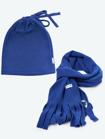 Комплект (шапка-снуд и шарф) Микита