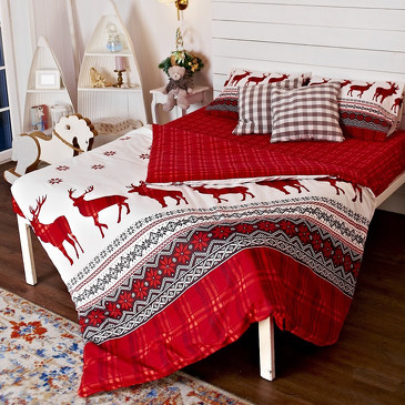 Комплект постельного белья Нордик TM Textile