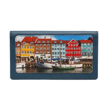 Конверт для путешествий Копенгаген Eshemoda
