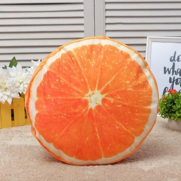 Подушка декоративная Сочный апельсин Этель