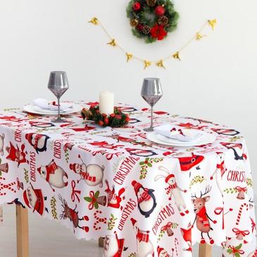 Скатерть Christmas Доляна