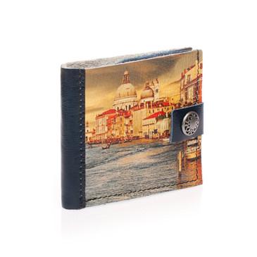 Портмоне-браслет Венеция Eshemoda