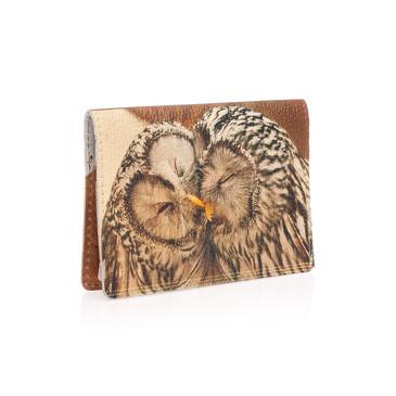 Обложка на паспорт Owls in love 2 Eshemoda