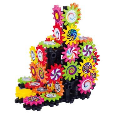 Игровой набор Конструктор с шестеренками PlayGo