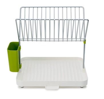 Сушилка д/посуды и столовых приборов 2-ур.со сливом Y-rack Joseph Joseph