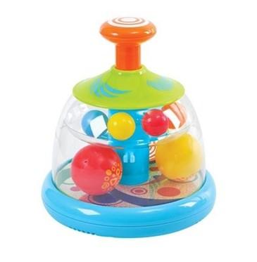 Развив. игрушка Юла с шарами PlayGo