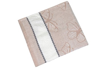Полотенце махровое Бабочки Toalla