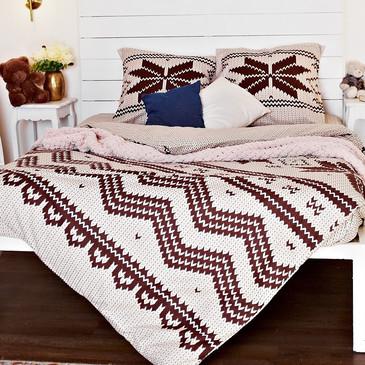 Комплект постельного белья Северная легенда TM Textile