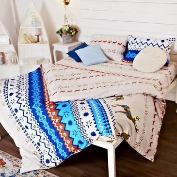 Комплект постельного белья Скандинавия TM Textile