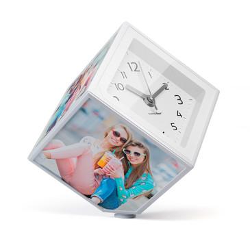 Держатель-часы для фотографий вращающийся Photo-Clock Balvi