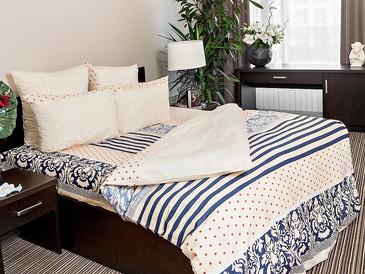 Комплект постельного белья Мадрид поплин Ночь Нежна