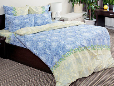 Комплект постельного белья Восточная принцесса Ночь Нежна