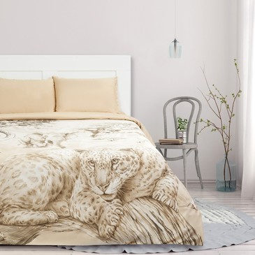 Комплект постельного белья Safari, мако-сатин Этель