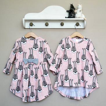 Платье Длинные уши Baby Boom