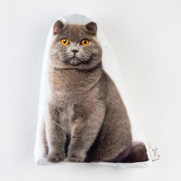 Подушка декоративная Кот Этель