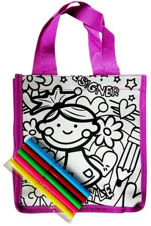 Пеналы и сумки-раскраски. Шик Color Kit