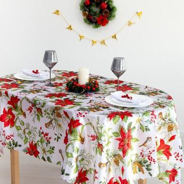 Скатерть Рождество Доляна