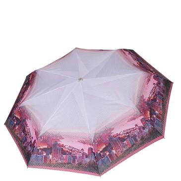 Зонт облегченный суперавтомат (3 сложения) Fabretti