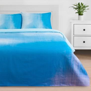 Комплект постельного белья Blue grade, поплин Этель