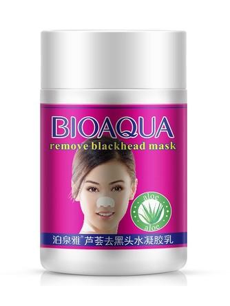 Маска-пленка для носа от черных точек Bioaqua