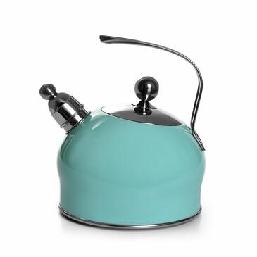 Чайник для кипячения воды PALOMA 2,5л, цвет АКВАМАРИН Fissman