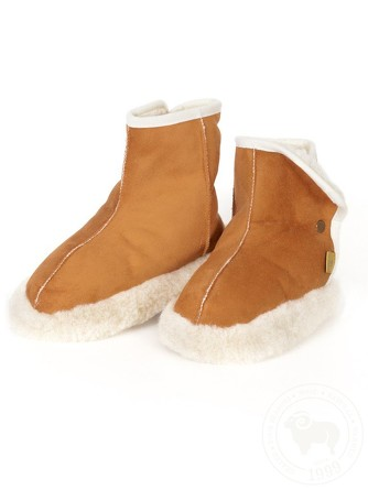 Тапочки Woolnite Alwero