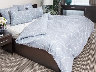 Комплект постельного белья Грань в 2 поплин Ночь Нежна