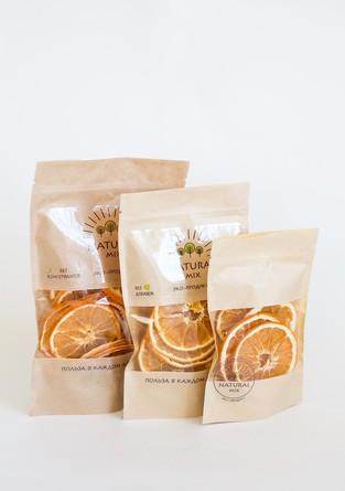 Фруктовые чипсы Апельсин 100 гр.