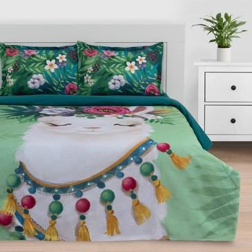 Комплект постельного белья Alpaca dream, ранфорс Этель