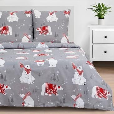 Комплект постельного белья Зимние игры Этель