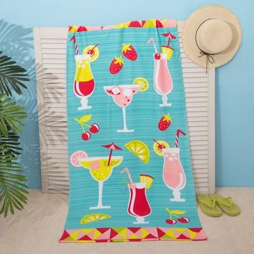 Полотенце пляжное Вечеринка Этель