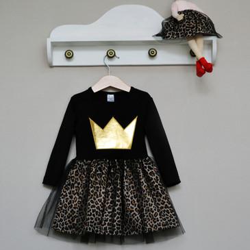 Платье Принцесса Лео Baby Boom