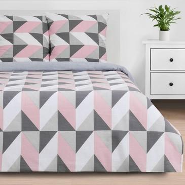 Комплект постельного белья Pink illusion Этель