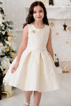 Платье Цветы весны Красавушка