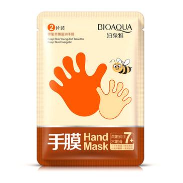 Медовая маска-перчатки для рук (1 пара) BioAqua
