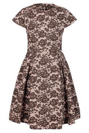 Платье Кружевница 5+