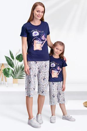 Комплект (футболка и бриджи) женский Arnetta