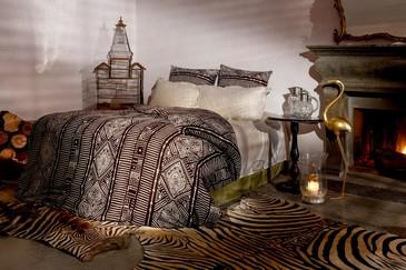 Комплект постельного белья Royal Sateen Африка BedBerry